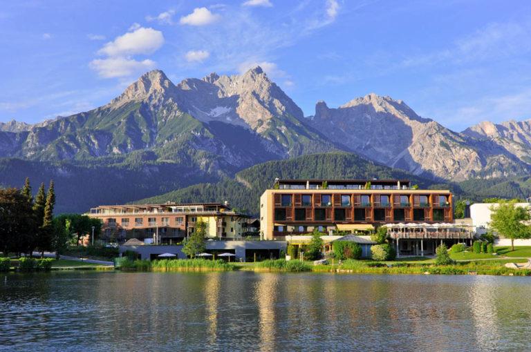 Ritzenhof Hotel & Spa am See, Saalfelden, Austria