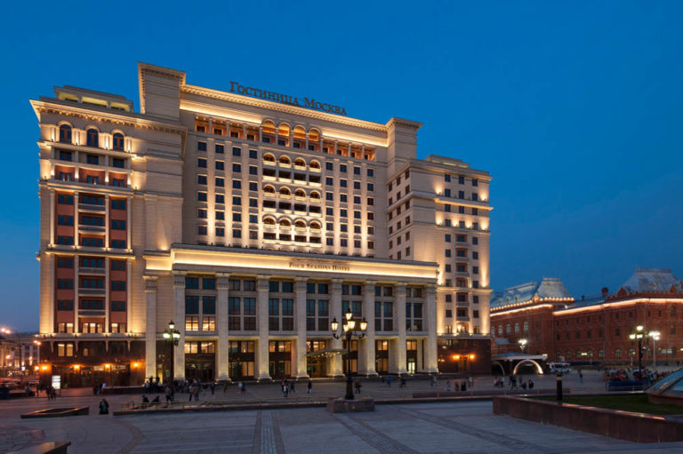 Four Seasons Moscow, Moscow, Russia