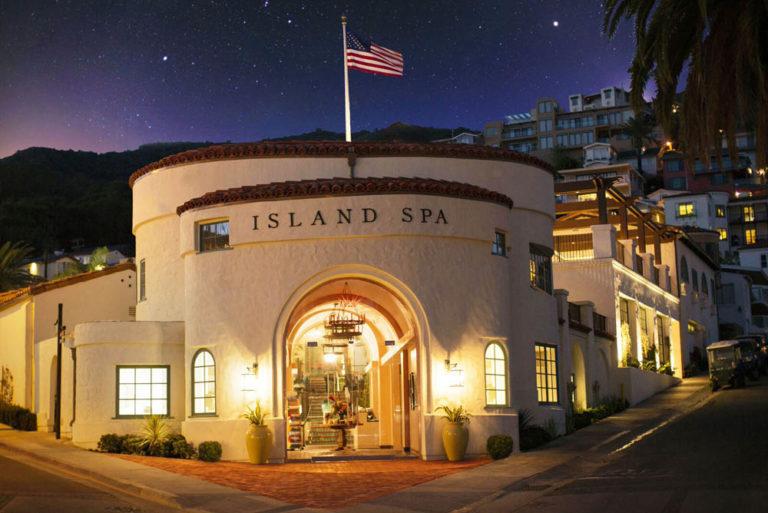 Island Spa, Catalina Island, USA