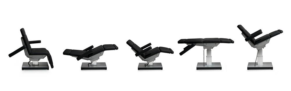 Gharieni treatment chair lina select series